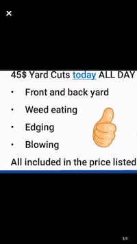 Lawn mowing best in the city Memphis