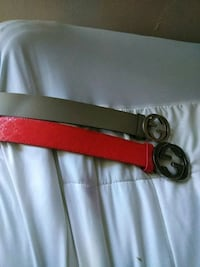Gucci belts Saint Clair Shores