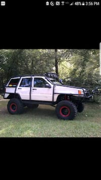 Jeep - (not st. Legal)Grand Cherokee - 1998 Longview