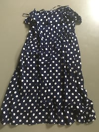 Polkadot dress XL Washington, 20002