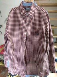 2 men's dress shirts Floyd, 24091