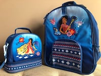 Elena of Avalor backpack & lunch box 533 mi