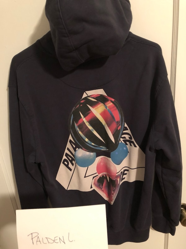 dcea28d0bcf8 Used Palace Hoodie size M for sale in El Sobrante - letgo