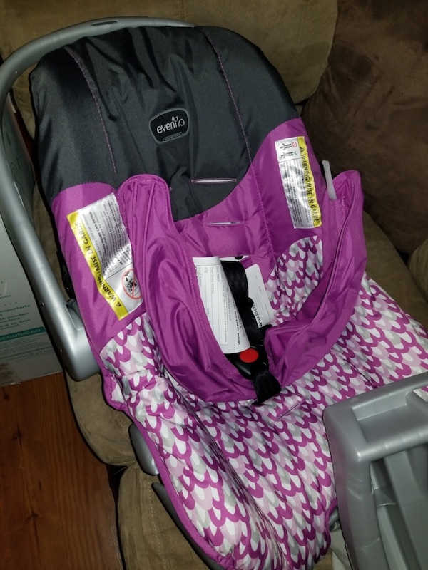 Used Purple Car Seat For Sale In Richmond Letgo