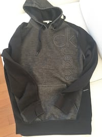 CK Jeans male hoodie Jersey City, 07306