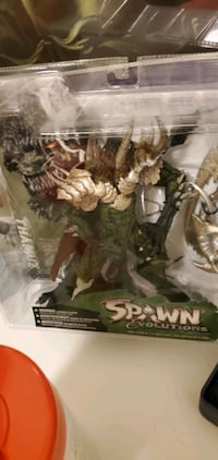 Spawn collectable figure Calgary, T2C 5R6