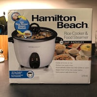 Hamilton Beach Rice Cooker Alexandria, 22304