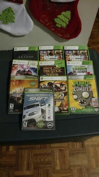 Xbox 360 games  Mississauga, L4T