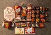 Fall Decorations 30+ pieces Evansville, 47710