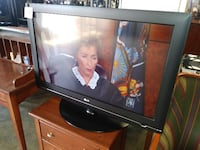 black LG flat screen TV KANSASCITY