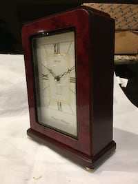 Seiko Westminster chime mantel clock FORTLAUDERDALE