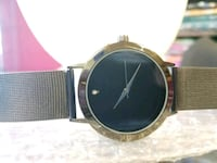 Carbon Black Stainless Steel Watch Mississauga
