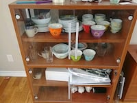 Price negotiable - Cabinet for crockery - asking $60 Ottawa, K2G 1E3
