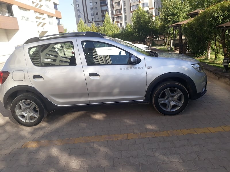 2017 Dacia Sandero STEPWAY TURBO 90 BG EU6 EASY-R 4