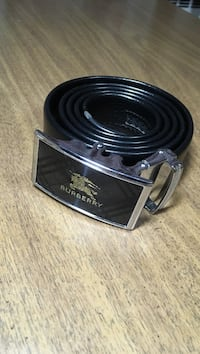 Mens Burberry belt Kingston, K7L 2S7