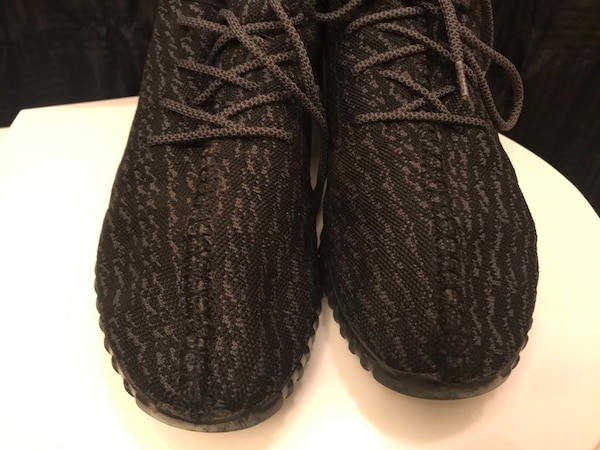 eb53ebfd8 Used YEEZY 350 boost black Pirate for sale in Dumfries - letgo