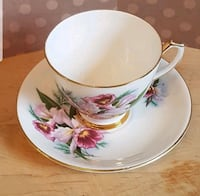 Society - made in england - tea cup and saucer Airdrie, T4B 0E4