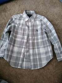 Polo Button up boys 4T
