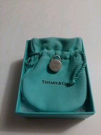 Authentic Tiffany & co. Game set match lock charm  Queens, 11354