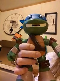 Tmnt leo talking toy Indianapolis, 46234