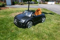 toddler's black ride-on toy car Camp Hill, 17011
