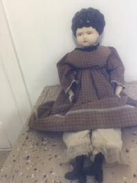 Antique Doll, good shape Liberty, 64068