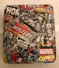 Marvel Comic Wallet