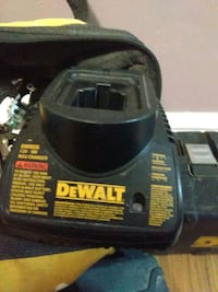 Great set of DeWalt tools. Couple cordless drills chargers electrTools