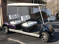 2002 Yamaha Gas Golf Cart Port Republic, 20676