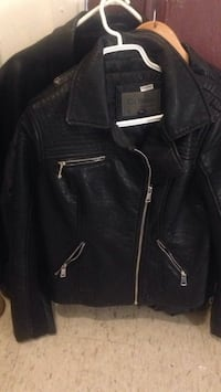 CoSpno size M, leather fashions, and Ralph Lauren leather jackets.  Please call  [TL_HIDDEN]  St Catharines, L2S
