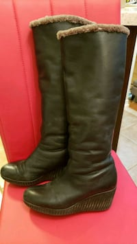 Paolo conte boots - size 8.5 553 km