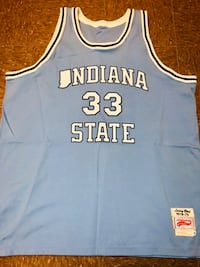 "Authentic ""Larry Bird"" College Jersey Jessup, 20794"