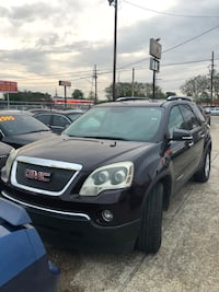 2008 GMC Acadia SLT with a third row seat Kenner