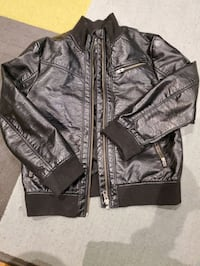 Boys Faux Leather Jacket H&M Vaughan, L6A 1S1