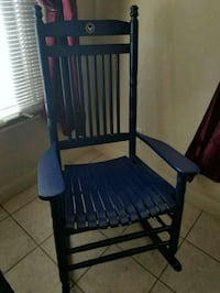 Airforce blue rocking chair Mesquite, 89027