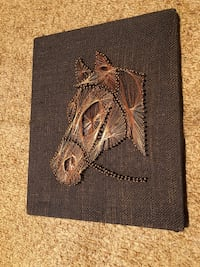 Horse String Art Burlington