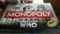 Doctor Who monopoly Calgary, T1Y 2K4