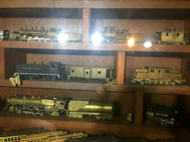 model Trains all sizes