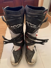 W2 Motocross Boots