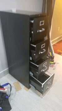 4 Tier Office Filing Cabinet