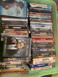 About 150 DVDs Waldorf, 20602