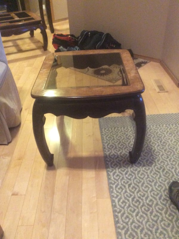 Coffee table, end table & sofa table 2
