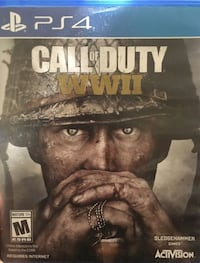 Call of duty WWII 1966 mi