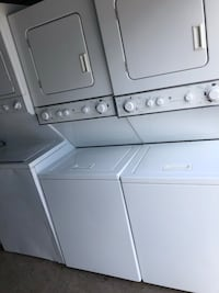 white stackable washer and dryer Orlando, 32825