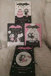 Isadora Moon dörtlü set