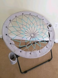 Bungee Chair - Gaming Chair w/Cupholder