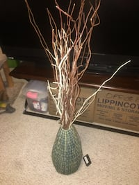 Large wicker vase with light up branches  Lorton, 22079
