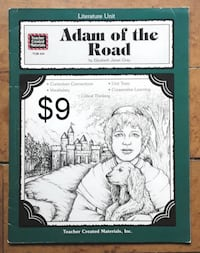 Adam of the Road Literature Unit * Teacher Created Materials Martinsburg, WV, USA
