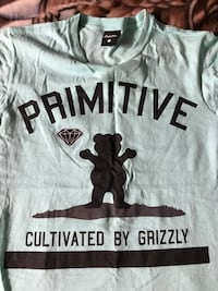 Primitive x Grizzly x Diamond Supply  Frederick