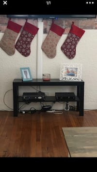 Small black tv stand  San Diego, 92101